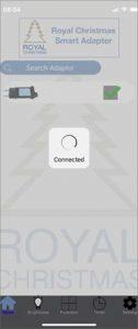 Royal Christmas screenshot app