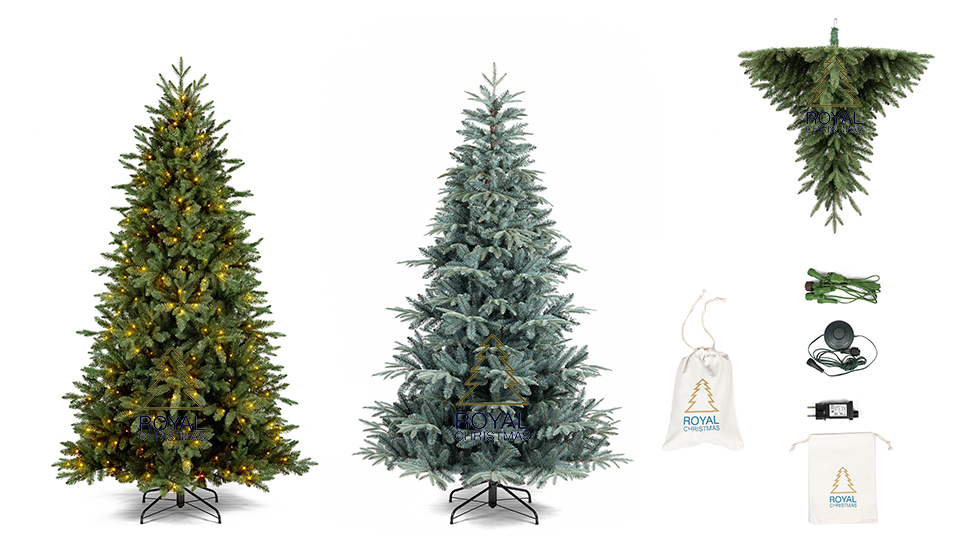 Christmas Tree Recolection 2021 New Collection 2021 Smart Adapter Royal Christmas