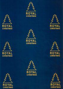 Royal Christmas - Packaging