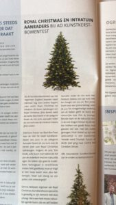 Royal Christmas - Kunstkerstbomen Test AD